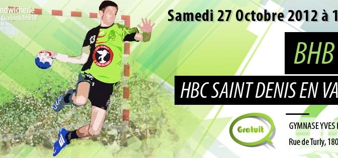 Second tour de Coupe de France pour nos Seniors Masculins 1!