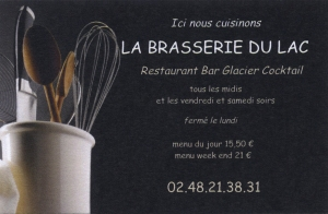 La Brasserie du Lac