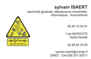Sylvain ISAERT