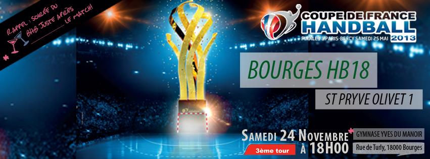 Coupe de France : Samedi 24nov.