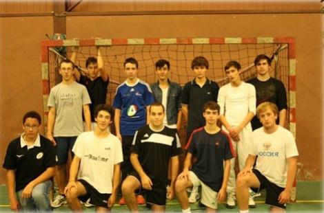Moins de 18 / Saison 2012_13