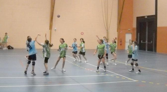 Retour sur les premiers match 2013 de nos équipes jeunes