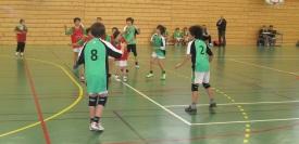 Les -12 garçons A contre Boulleret