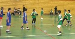 Les -12 garçons B contre St-Florent s Cher