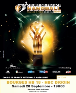Affiche 1er tour Coupe de France 2013