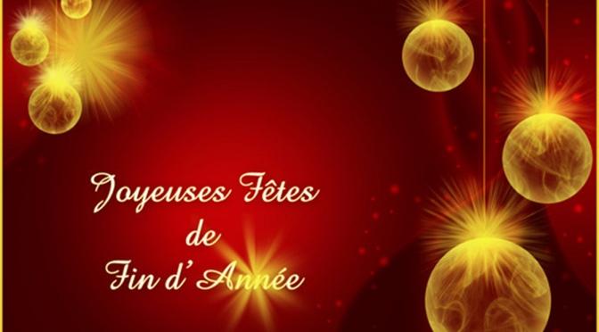 Le Bourges Hand-Ball 18 vous souhaite de Joyeuses Fêtes.