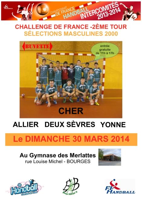 affiche intercomités 30 Mars 2014