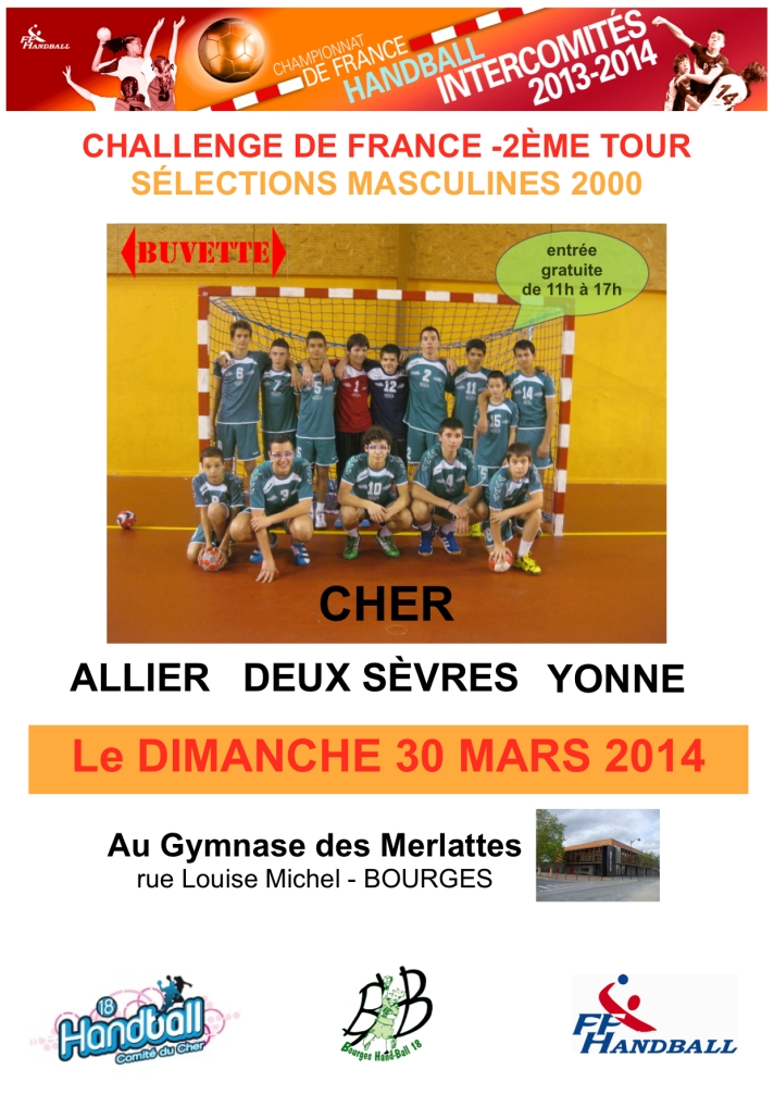affiche intercomités 30 Mars 2014