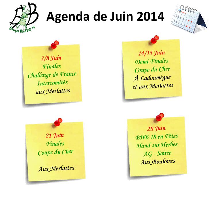 AgendaJuin2014