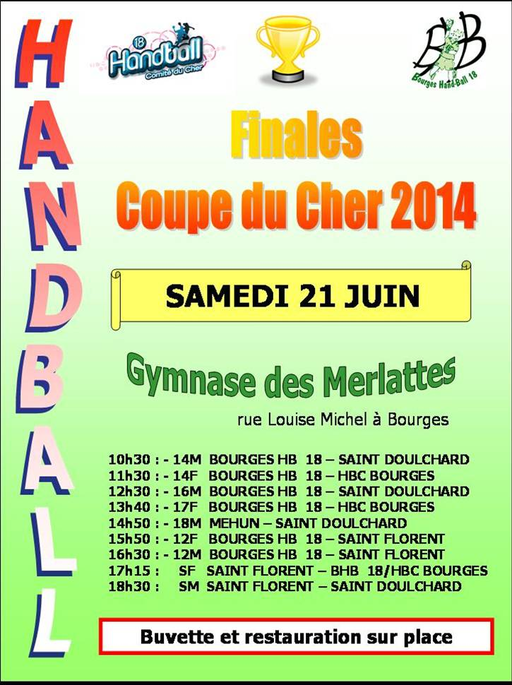 affiche coupe cher 2014