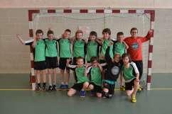 équipe qualif - de 14