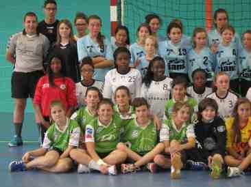 Zoom sur nos -14 filles