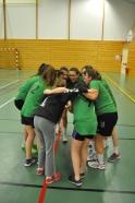 -12F après leur victoire contre Saint Florent