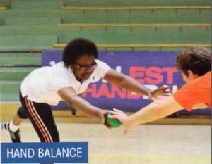 handbalance