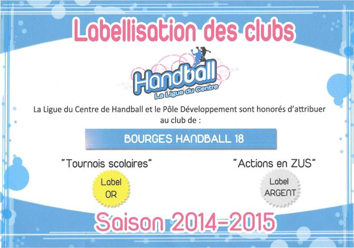 label or tournoi scolaire 2014-2015