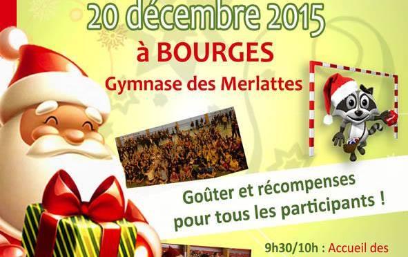 Tournoi de Noël pour le Mini-hand le 20 décembre 2015